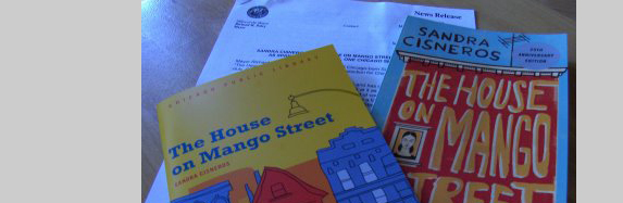 One Book, One Chicago-House On Mango Street